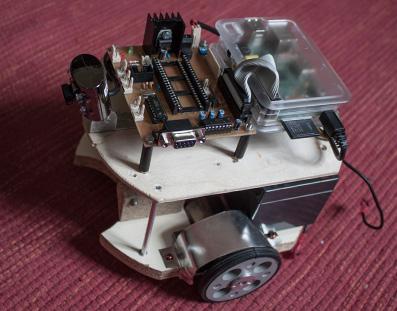 RaspPiBot 1